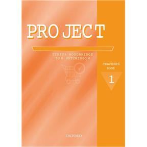 Project 1 - Teacher\'s book (Tom Hutchinson)