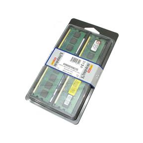 KINGSTON DDR2 2x1GB 800MHz KIT KVR800D2N6K2/2G